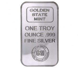 A Brand New Silver Bar from GSM